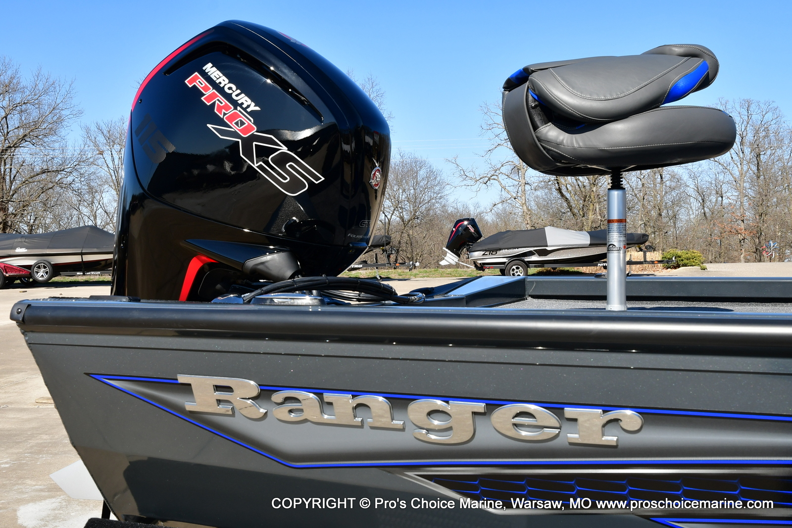 2021 Ranger Boats boat for sale, model of the boat is RT188P w/115HP Pro-XS CT & COIN BOX & Image # 36 of 50
