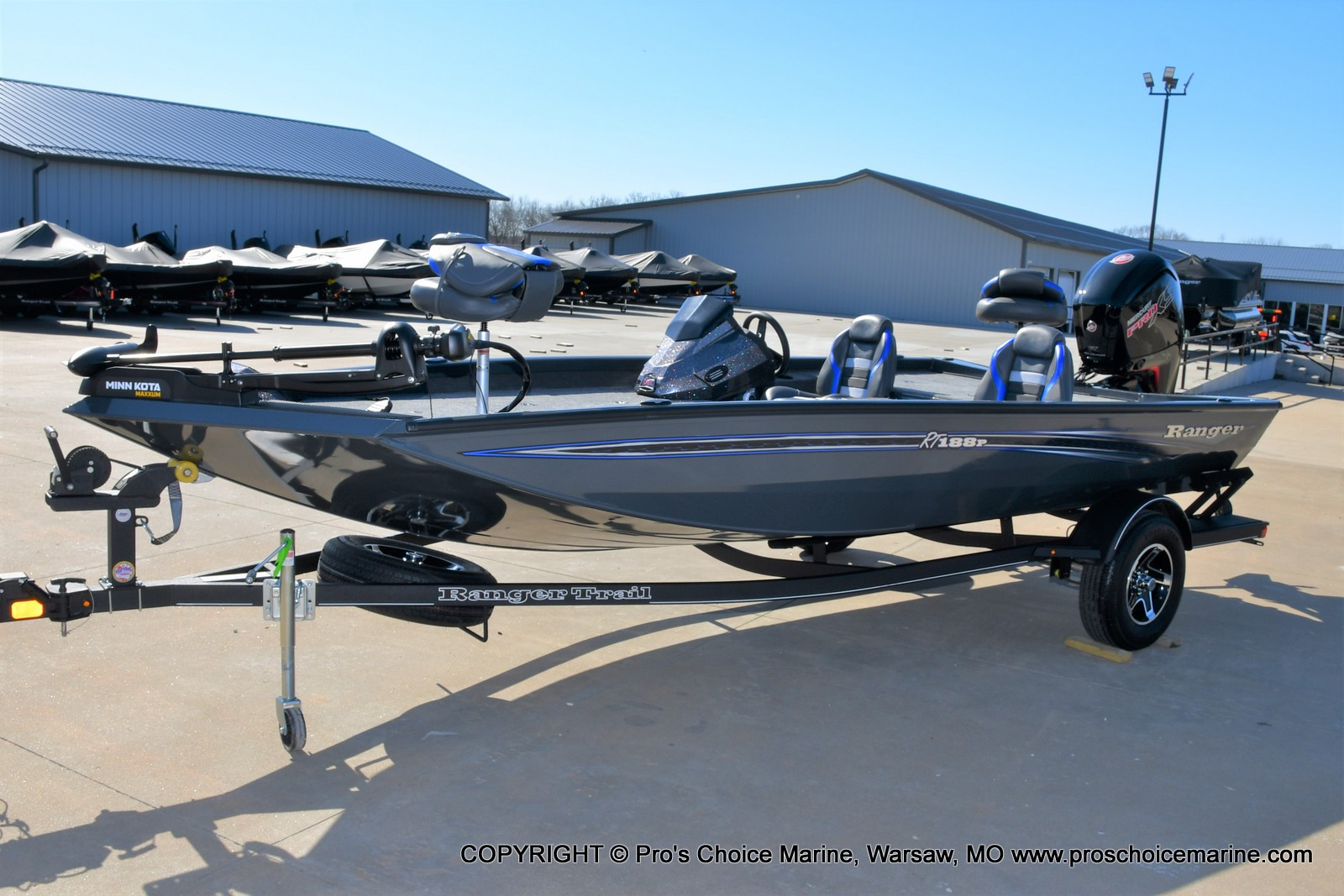 2021 Ranger Boats boat for sale, model of the boat is RT188P w/115HP Pro-XS CT & COIN BOX & Image # 37 of 50
