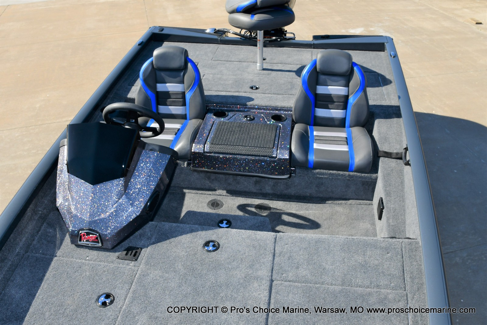 2021 Ranger Boats boat for sale, model of the boat is RT188P w/115HP Pro-XS CT & COIN BOX & Image # 43 of 50