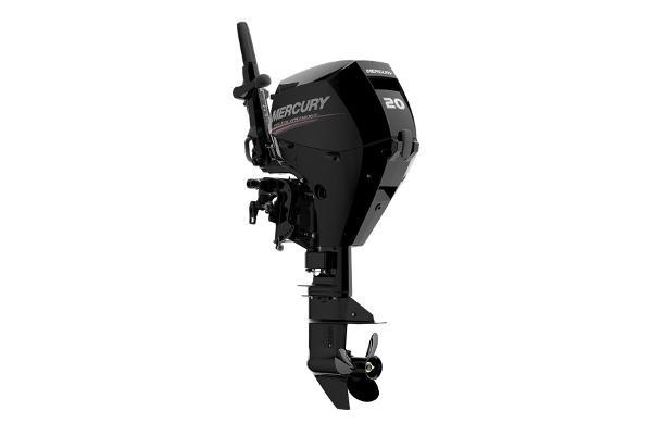 2021 MERCURY Fourstroke 20 hp EFI L image