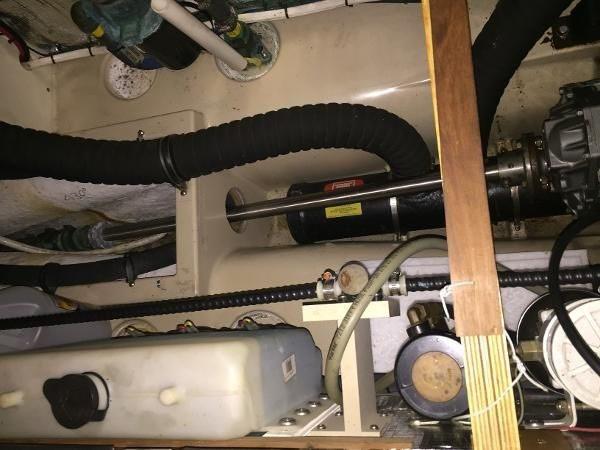Prop shaft