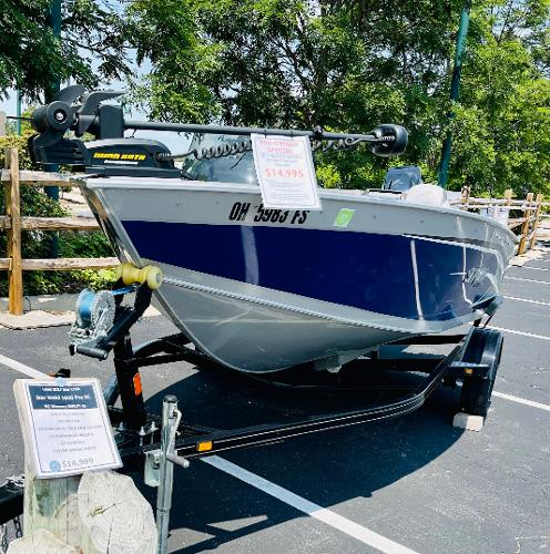 2017 Starweld boat for sale, model of the boat is 1600 Pro SC & Image # 2 of 13