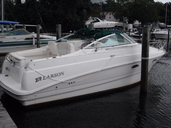 1999 LARSON 270 Cabrio