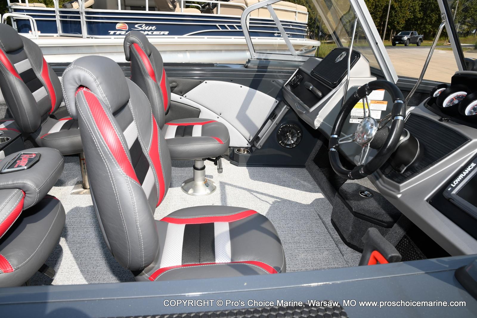 2021 Ranger Boats boat for sale, model of the boat is VX1788 WT w/150HP Mercury 4 Stroke & Image # 48 of 50