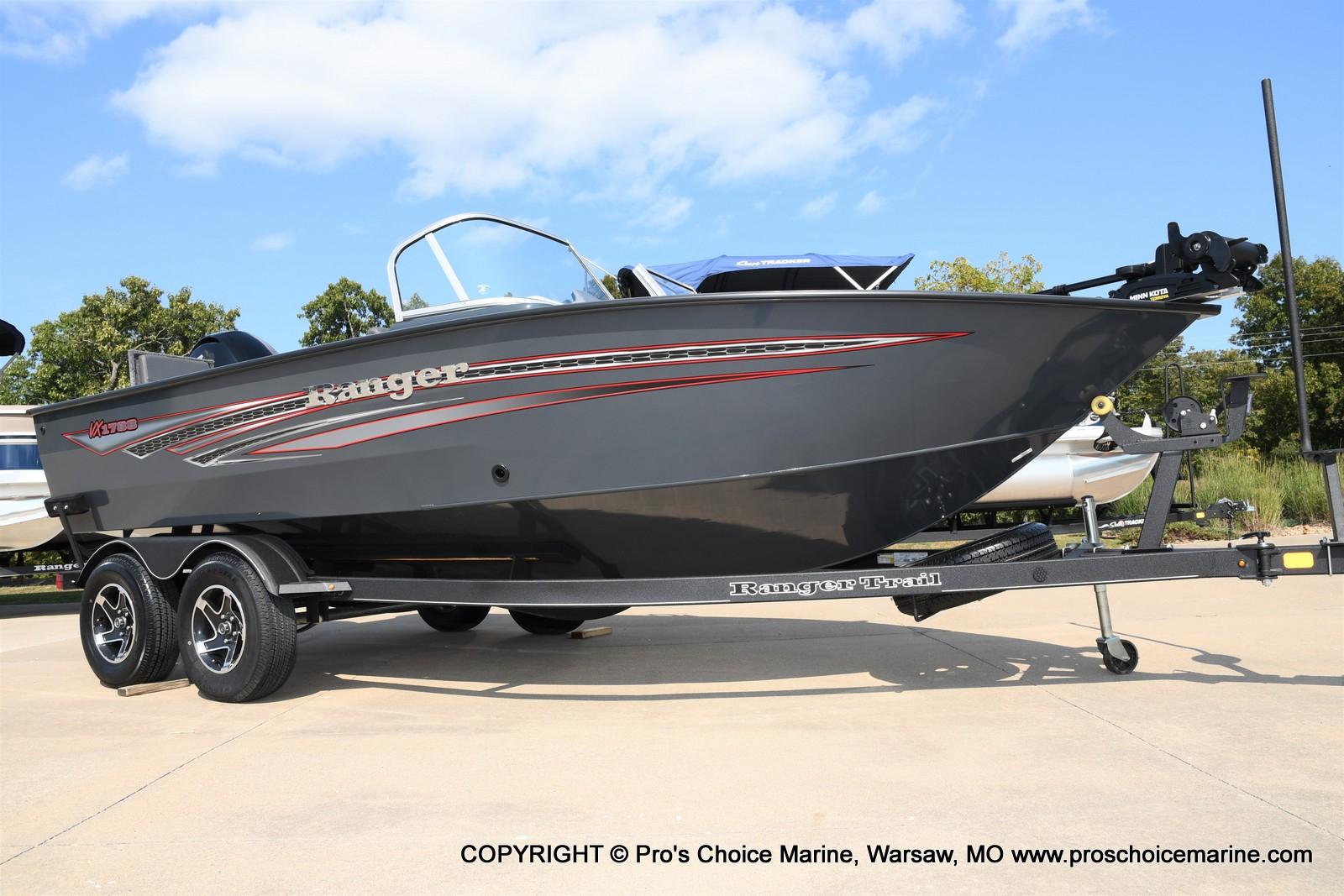 2021 Ranger Boats boat for sale, model of the boat is VX1788 WT w/150HP Mercury 4 Stroke & Image # 1 of 50