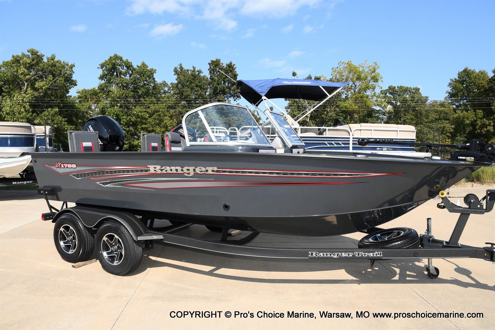 2021 Ranger Boats boat for sale, model of the boat is VX1788 WT w/150HP Mercury 4 Stroke & Image # 11 of 50