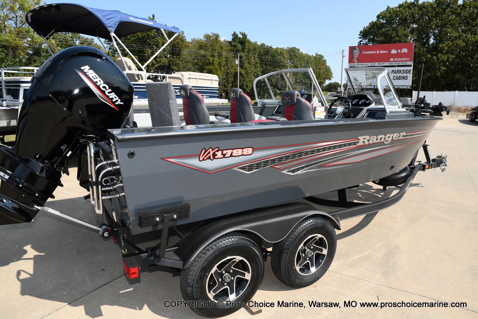 2021 Ranger Boats boat for sale, model of the boat is VX1788 WT w/150HP Mercury 4 Stroke & Image # 12 of 50