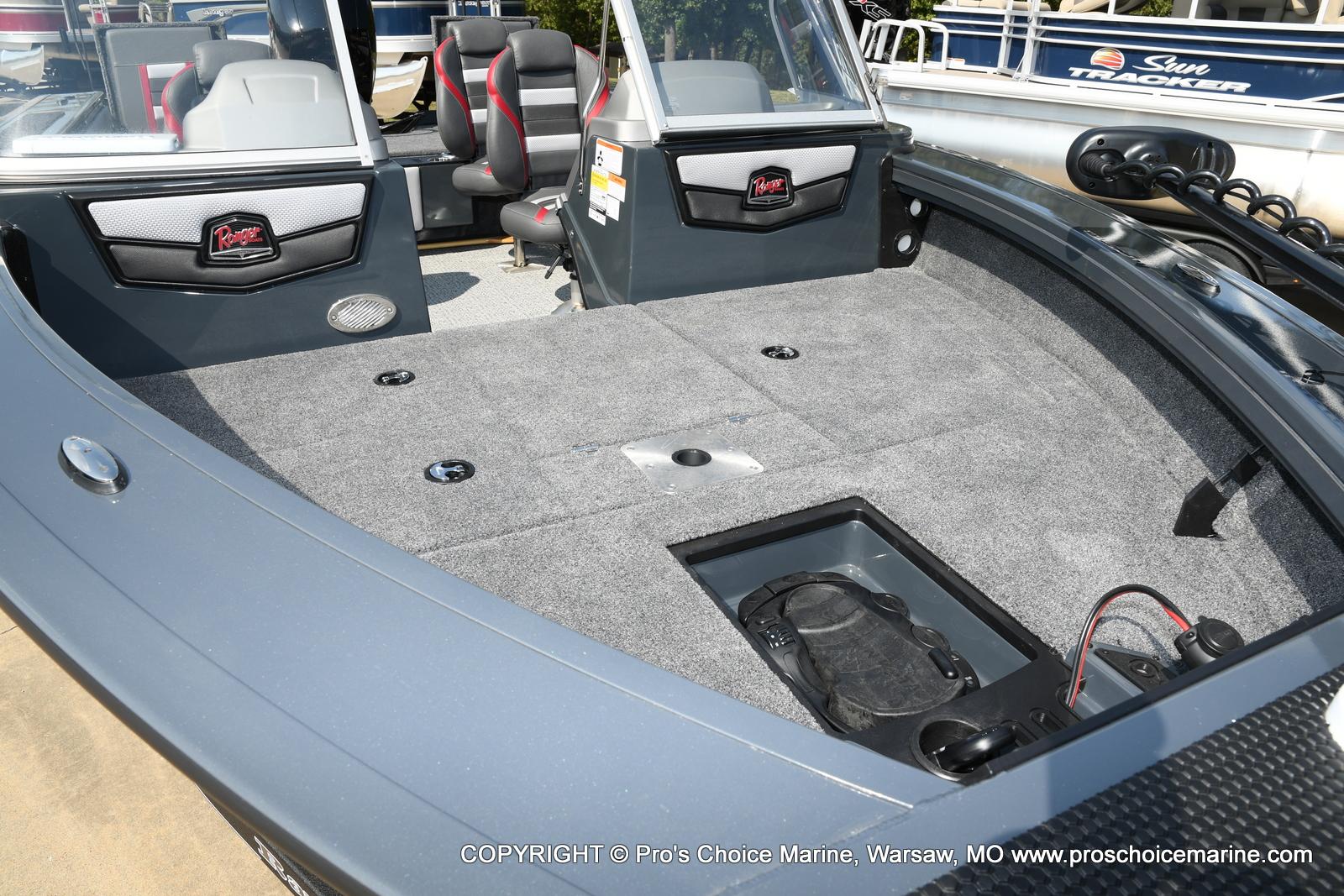 2021 Ranger Boats boat for sale, model of the boat is VX1788 WT w/150HP Mercury 4 Stroke & Image # 15 of 50