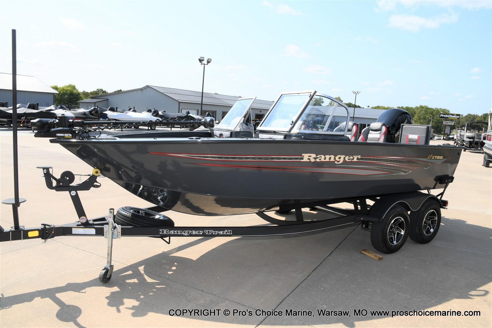 2021 Ranger Boats boat for sale, model of the boat is VX1788 WT w/150HP Mercury 4 Stroke & Image # 26 of 50
