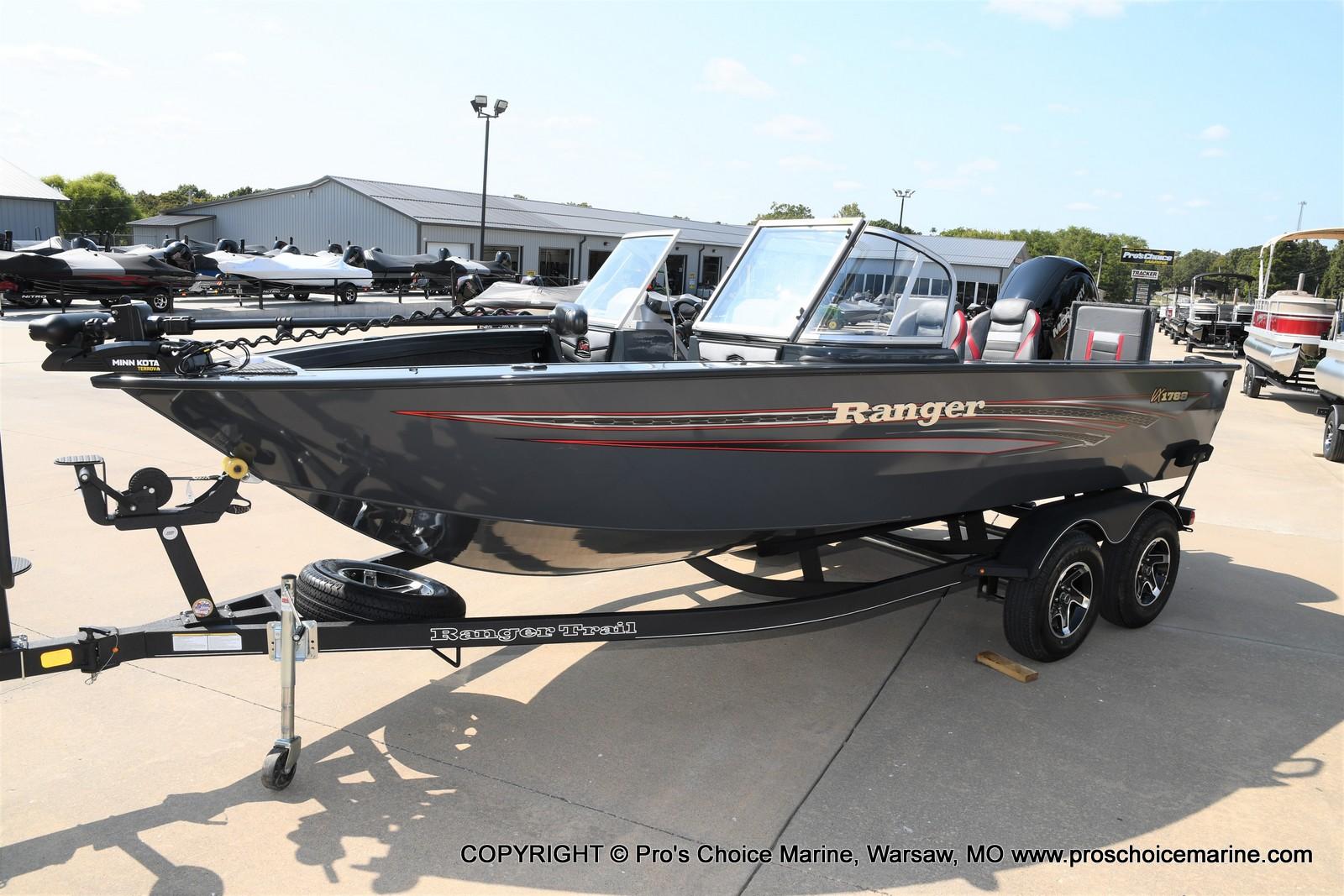 2021 Ranger Boats boat for sale, model of the boat is VX1788 WT w/150HP Mercury 4 Stroke & Image # 27 of 50