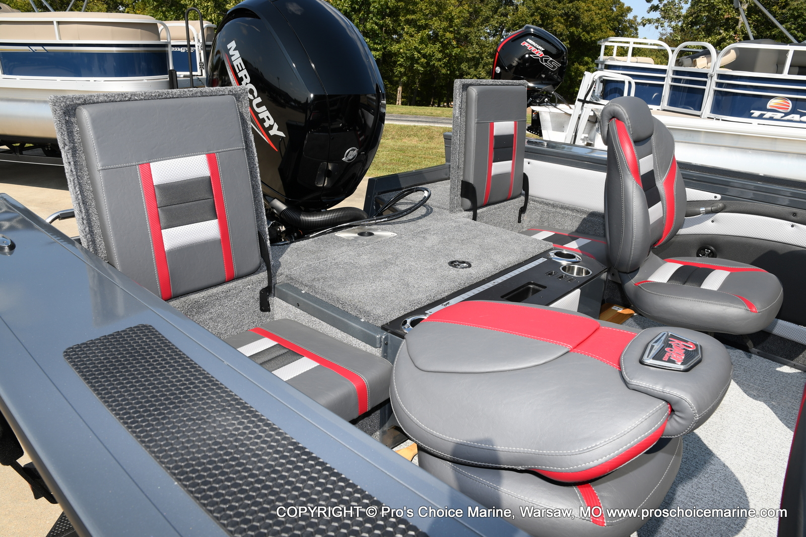 2021 Ranger Boats boat for sale, model of the boat is VX1788 WT w/150HP Mercury 4 Stroke & Image # 29 of 50