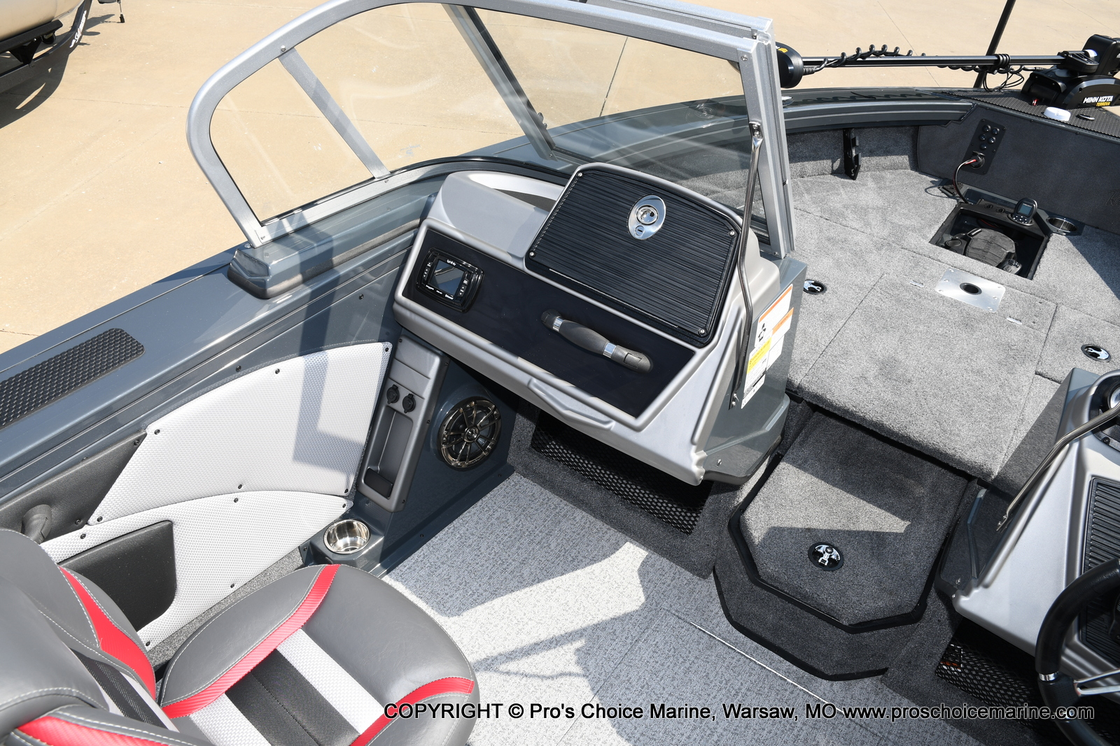 2021 Ranger Boats boat for sale, model of the boat is VX1788 WT w/150HP Mercury 4 Stroke & Image # 32 of 50