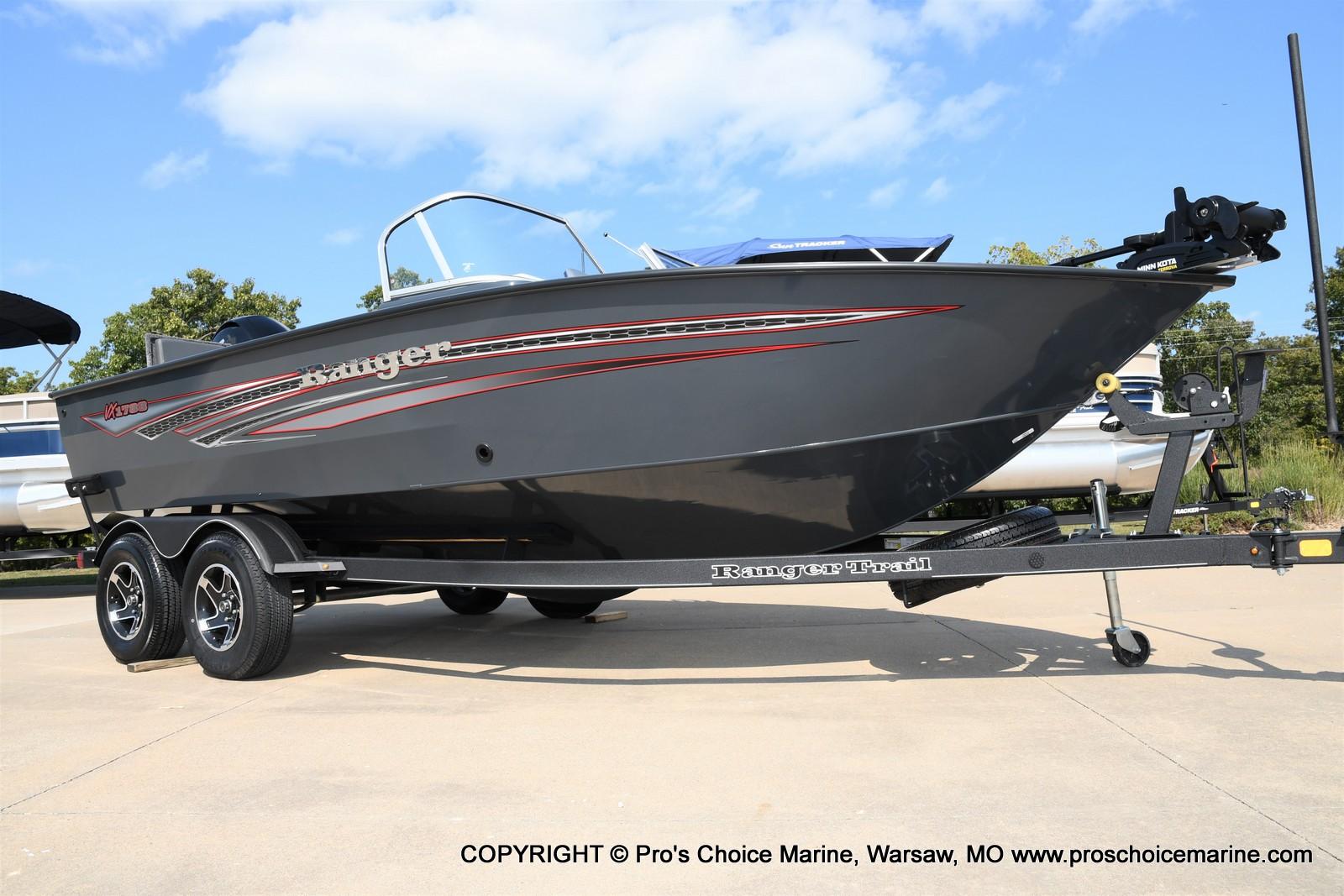 2021 Ranger Boats boat for sale, model of the boat is VX1788 WT w/150HP Mercury 4 Stroke & Image # 36 of 50