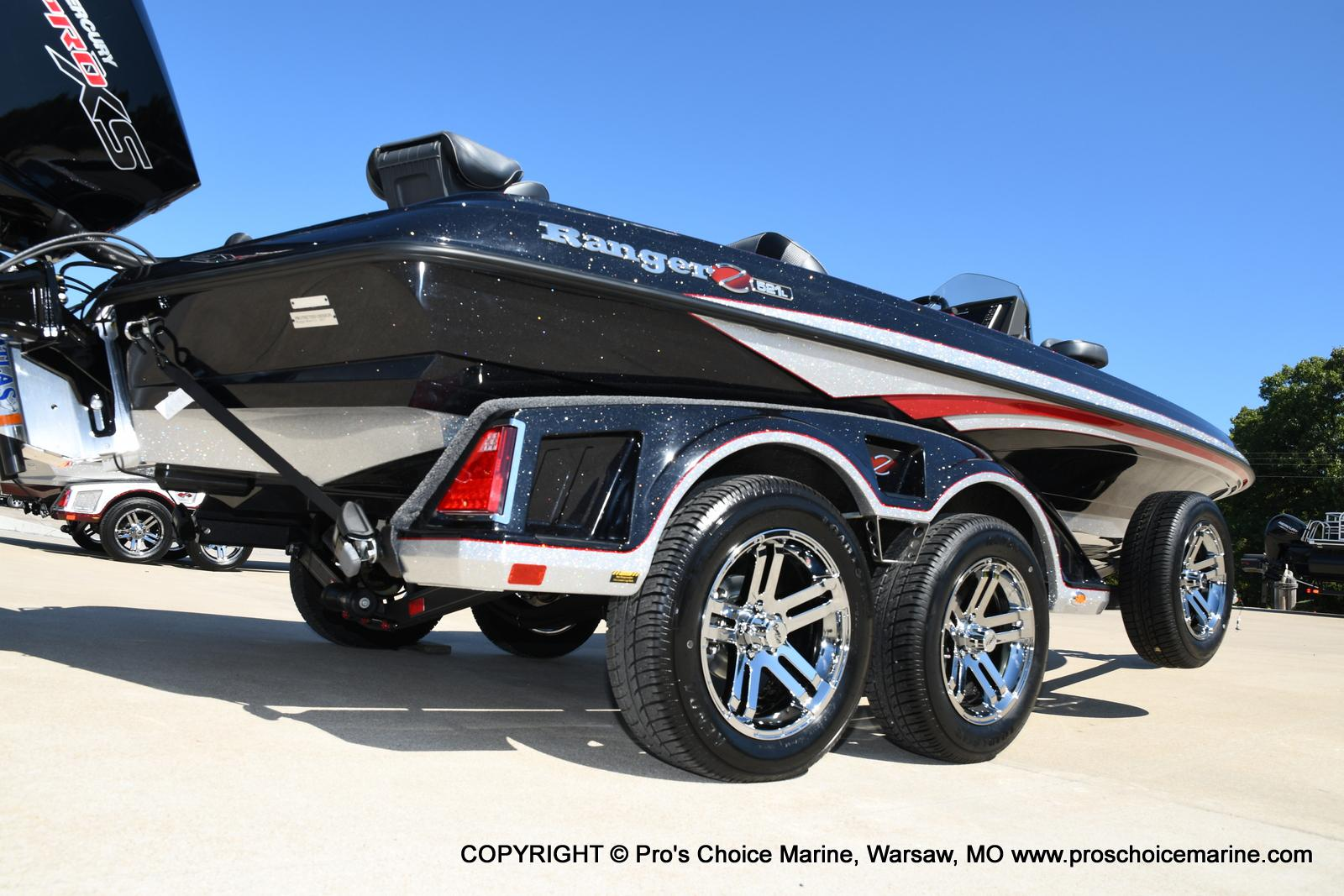 2021 Ranger Boats boat for sale, model of the boat is Z521L Cup Equipped DUAL CONSOLE & Image # 17 of 50