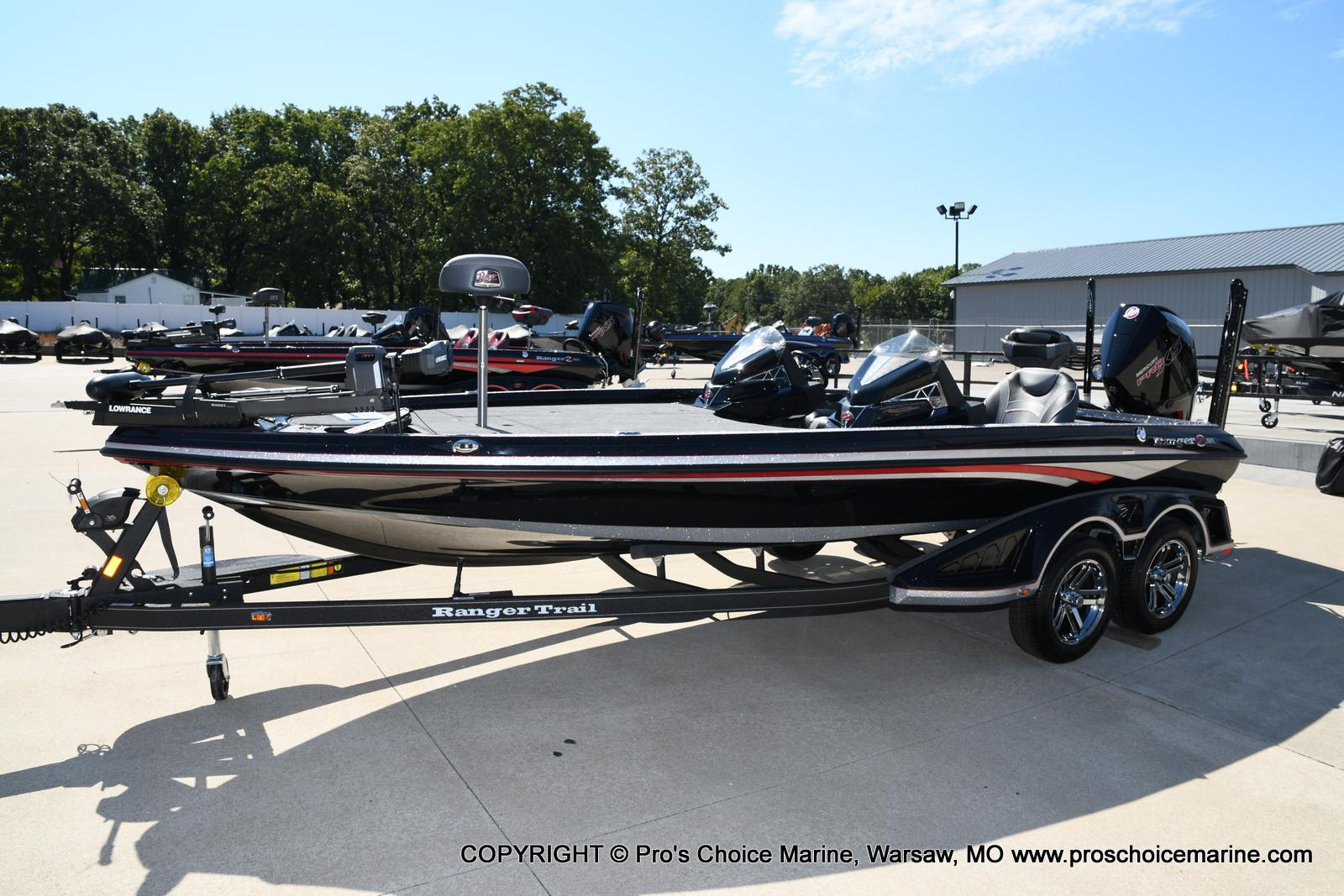 2021 Ranger Boats boat for sale, model of the boat is Z521L Cup Equipped DUAL CONSOLE & Image # 30 of 50