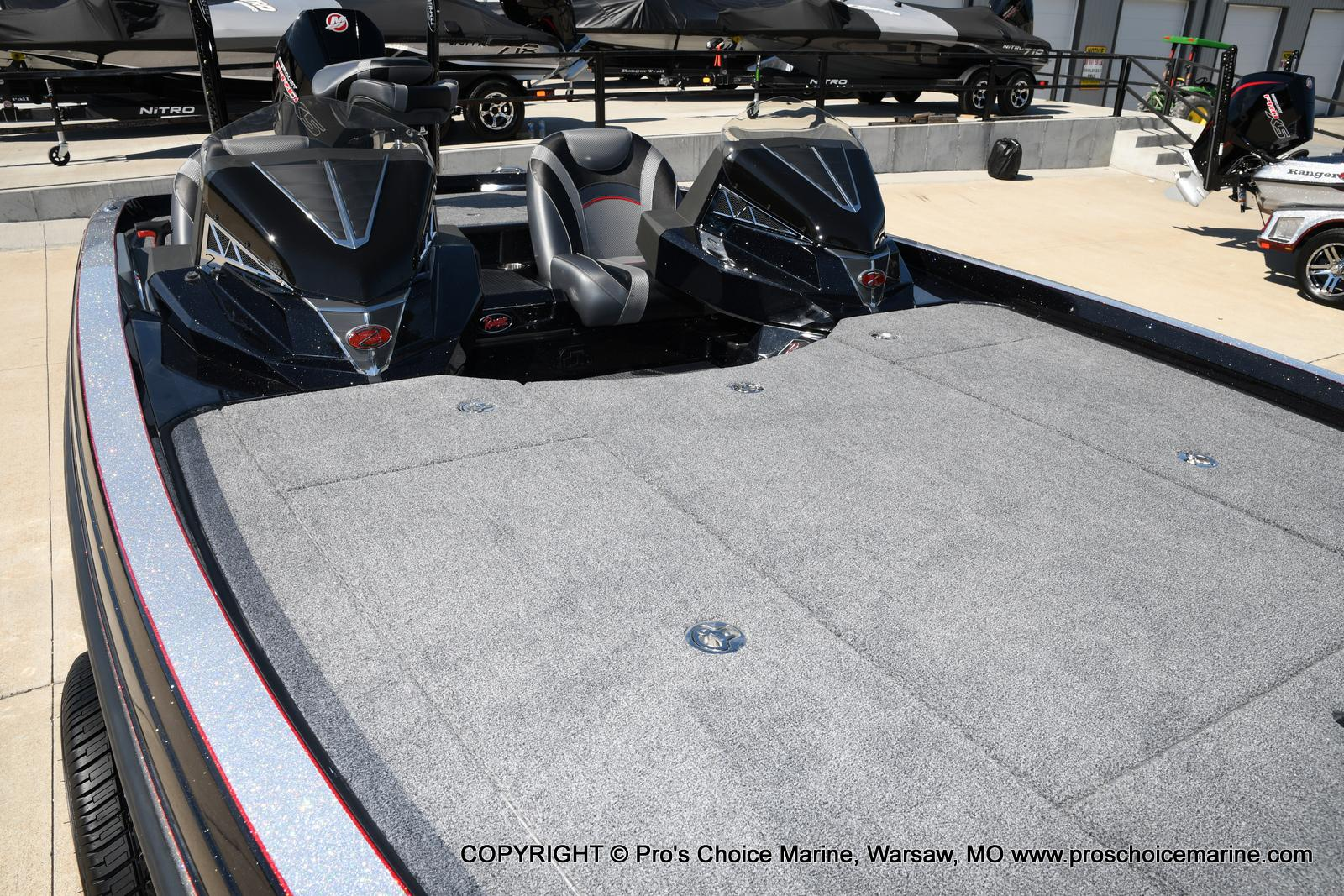 2021 Ranger Boats boat for sale, model of the boat is Z521L Cup Equipped DUAL CONSOLE & Image # 31 of 50
