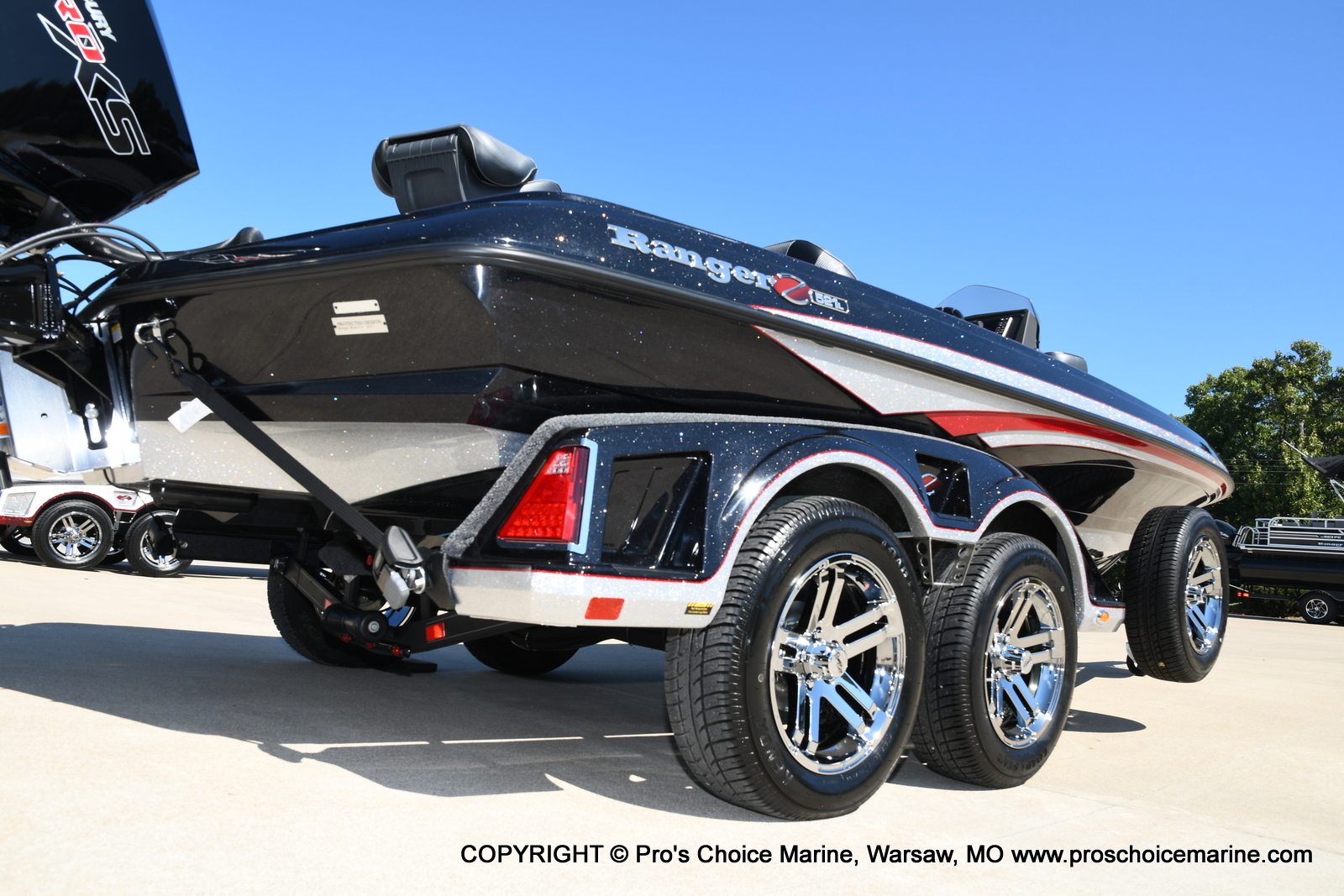 2021 Ranger Boats boat for sale, model of the boat is Z521L Cup Equipped DUAL CONSOLE & Image # 29 of 50