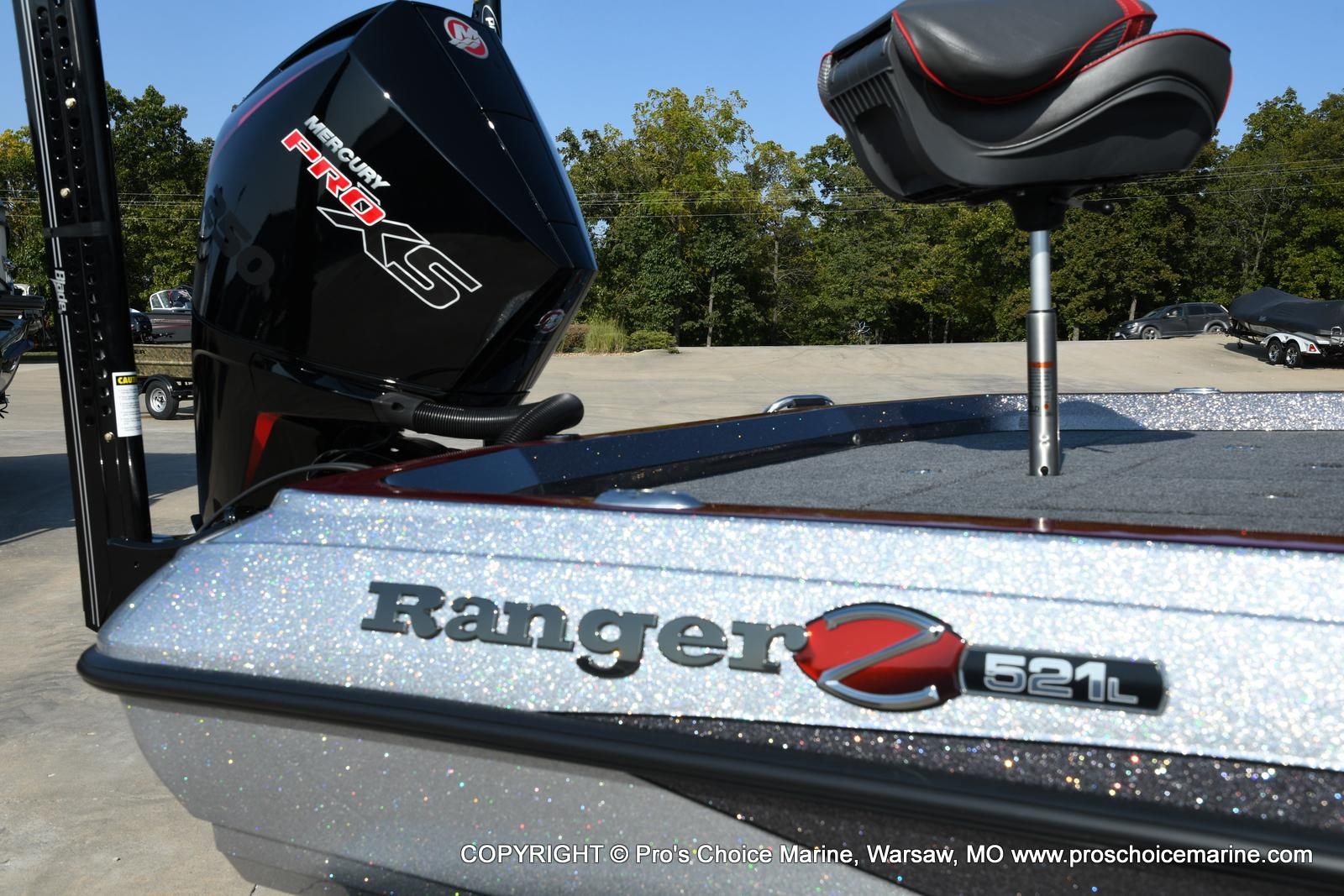 2021 Ranger Boats boat for sale, model of the boat is Z521L RANGER CUP EQUIPPED & Image # 12 of 50