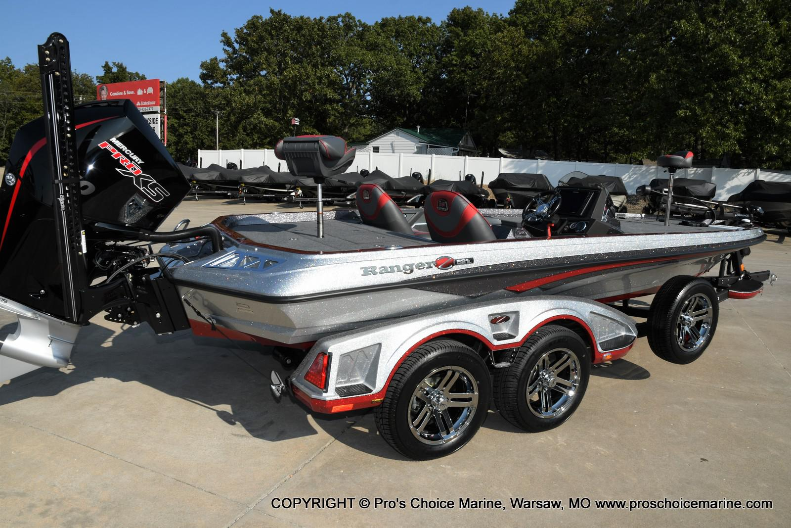 2021 Ranger Boats boat for sale, model of the boat is Z521L RANGER CUP EQUIPPED & Image # 26 of 50