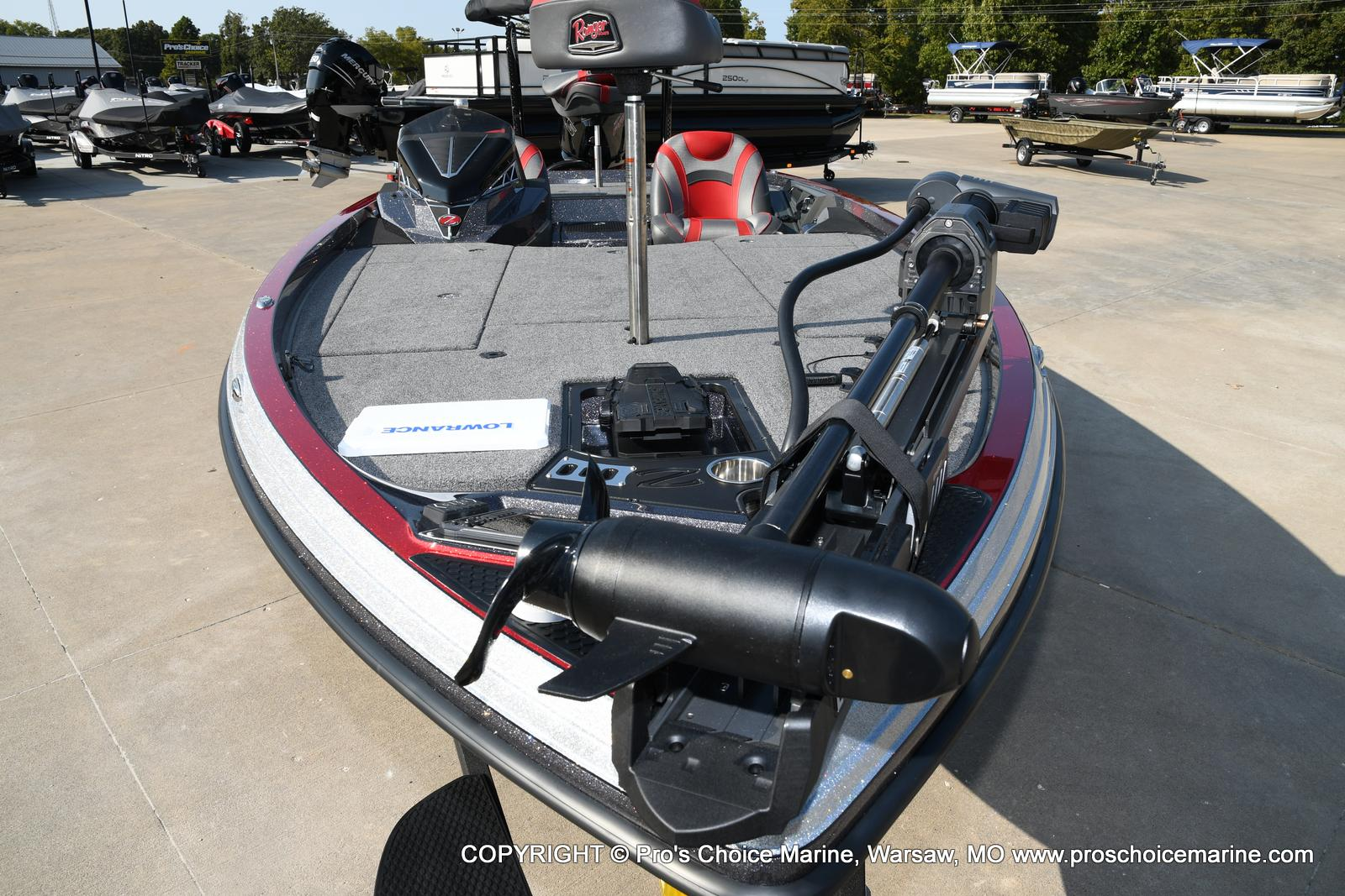 2021 Ranger Boats boat for sale, model of the boat is Z521L RANGER CUP EQUIPPED & Image # 29 of 50