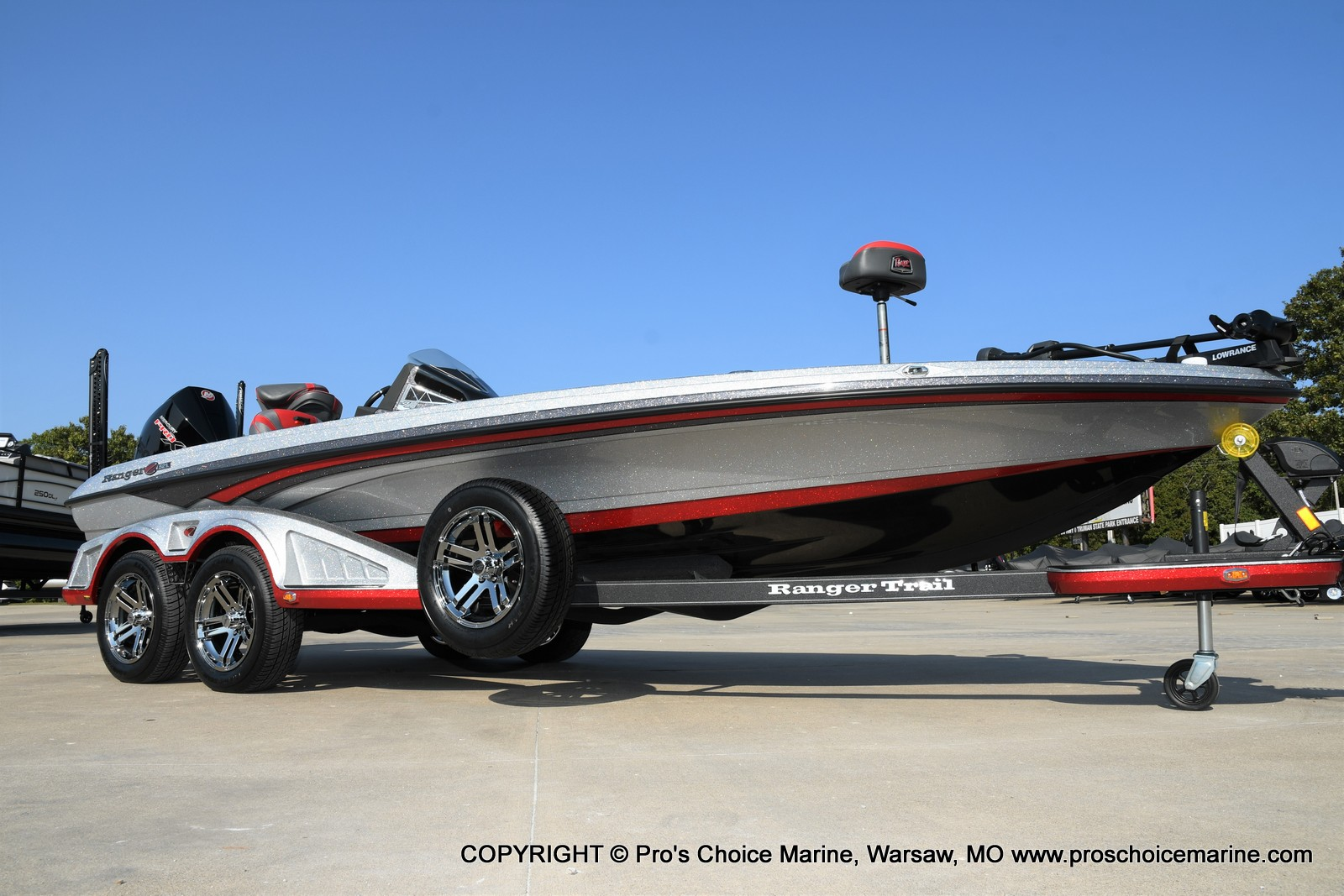 2021 Ranger Boats boat for sale, model of the boat is Z521L RANGER CUP EQUIPPED & Image # 2 of 50