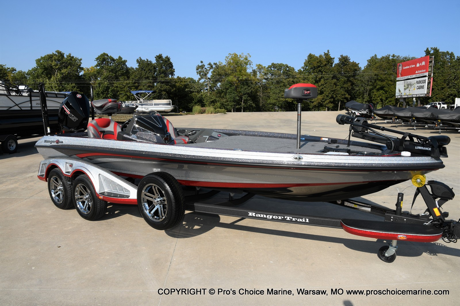 2021 Ranger Boats boat for sale, model of the boat is Z521L RANGER CUP EQUIPPED & Image # 24 of 50