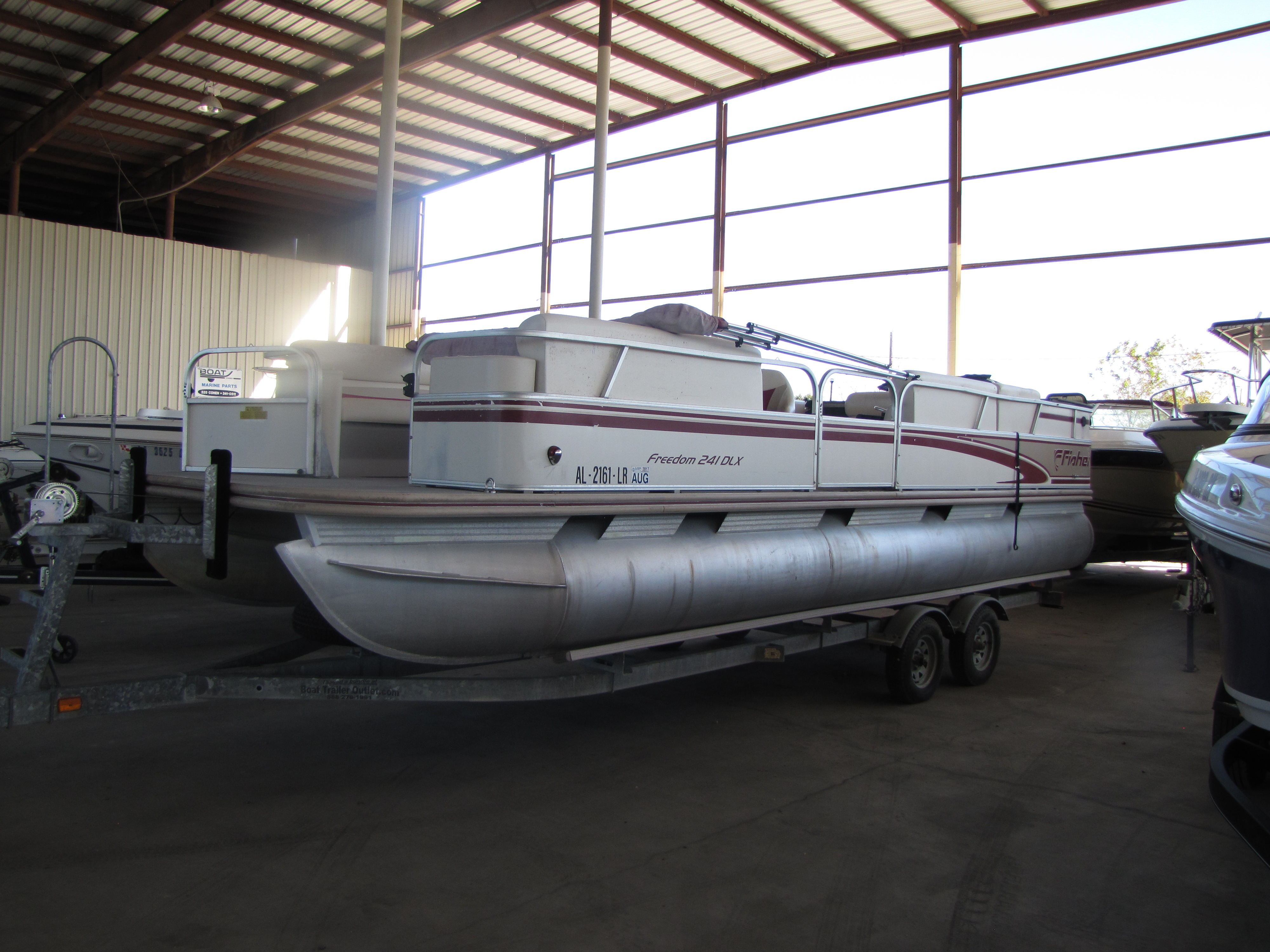1998 Fisher Boats boat for sale, model of the boat is 241 & Image # 1 of 11