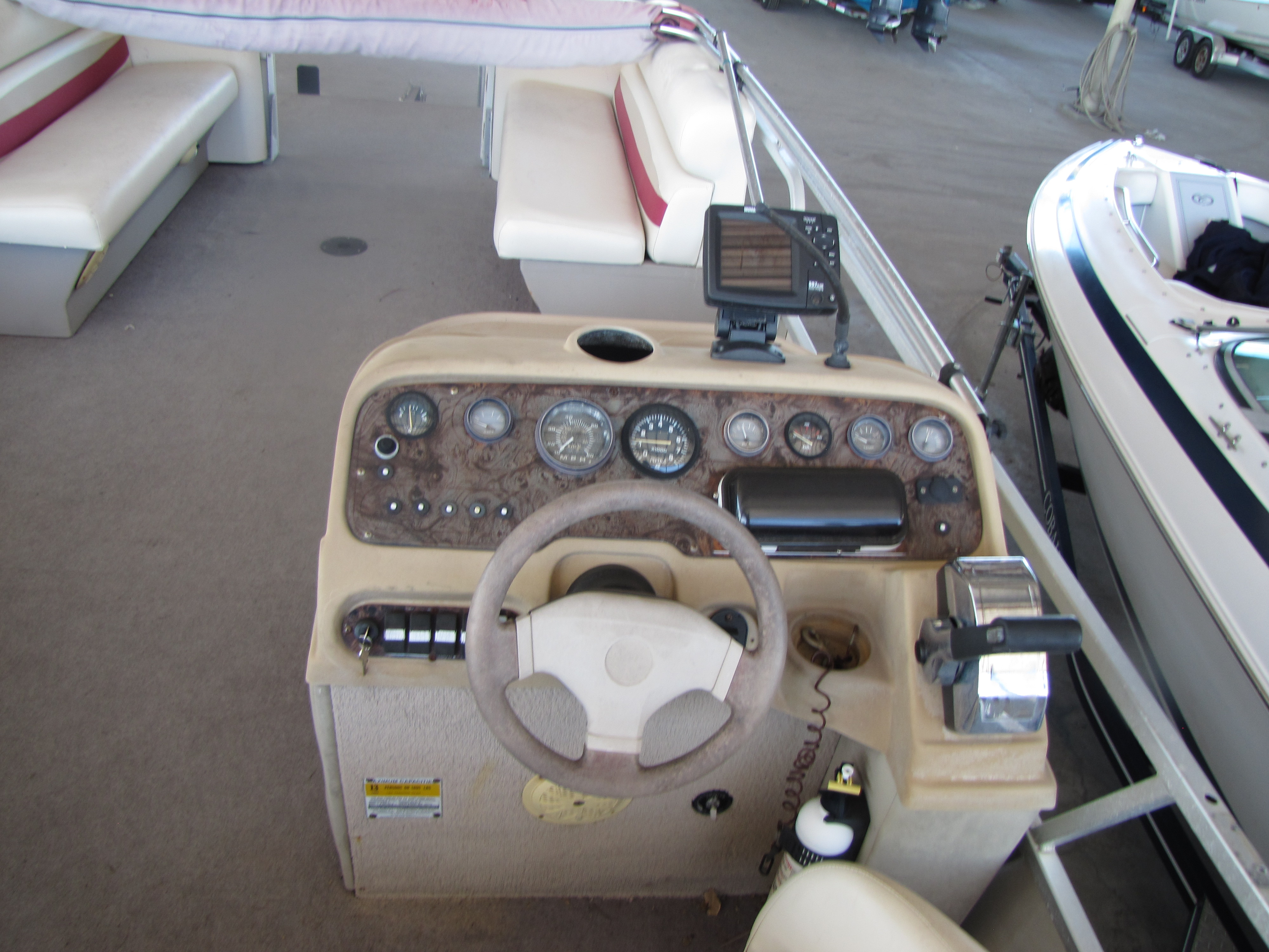 1998 Fisher Boats boat for sale, model of the boat is 241 & Image # 3 of 11