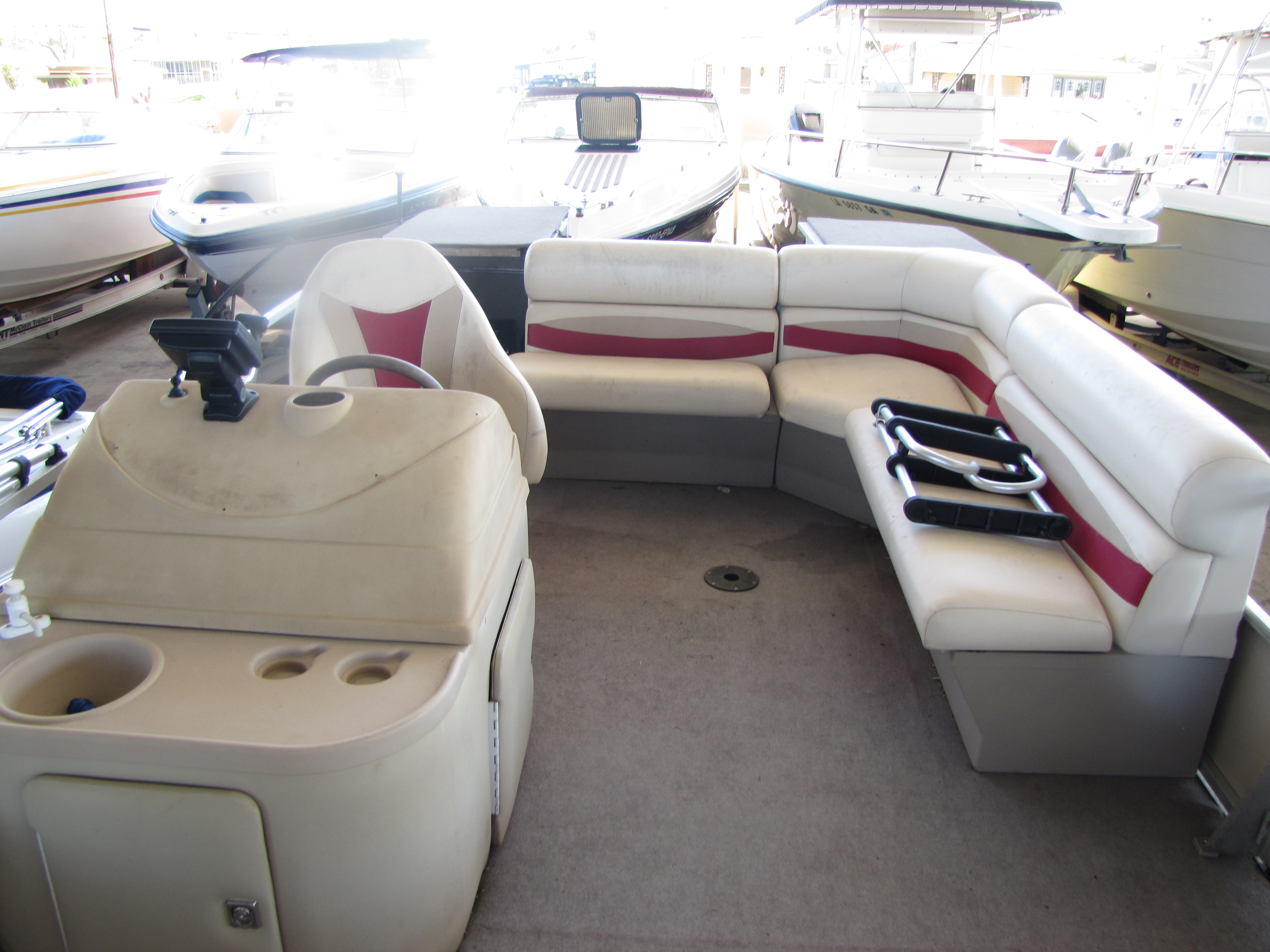 1998 Fisher Boats boat for sale, model of the boat is 241 & Image # 10 of 11