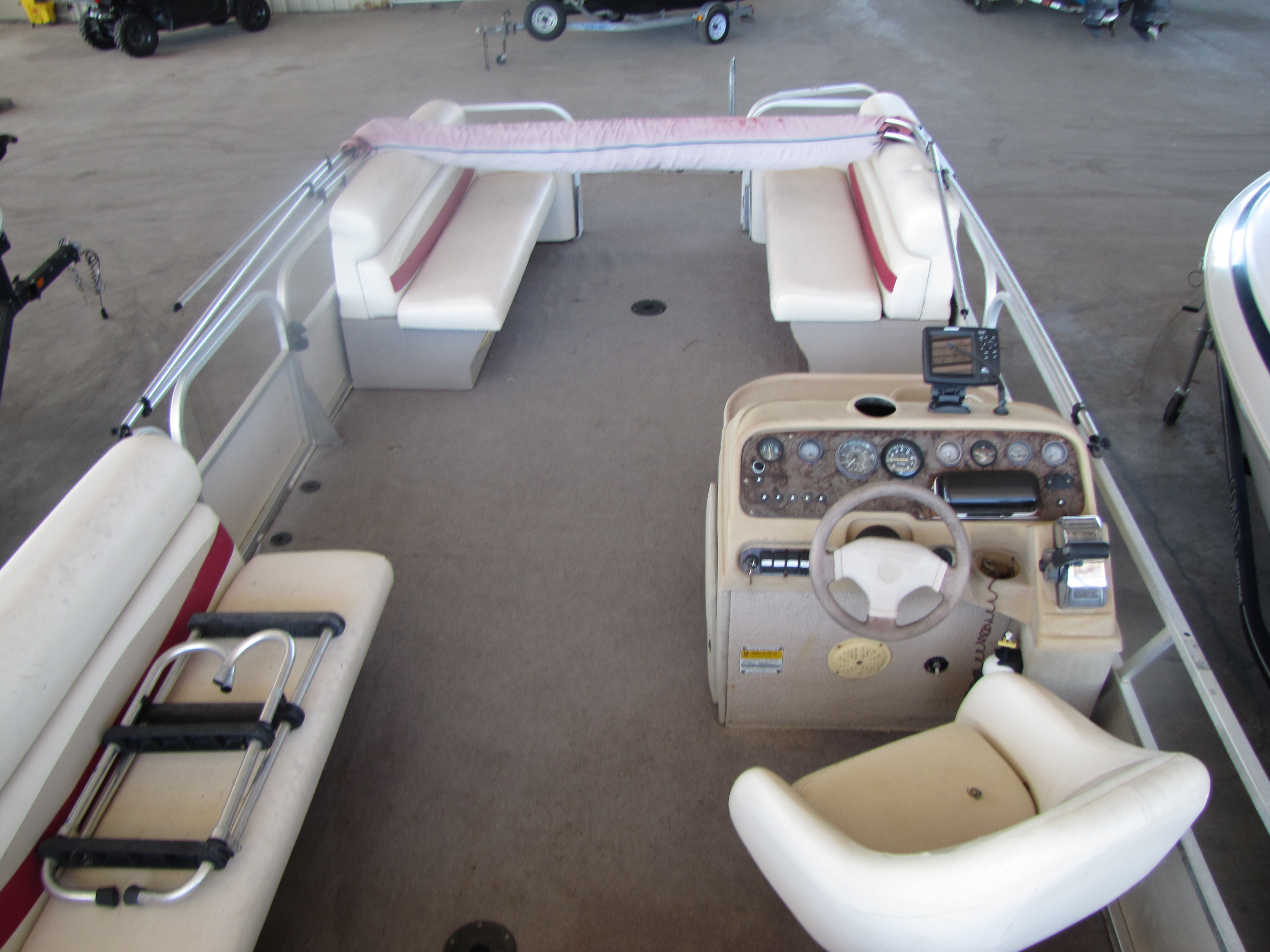 1998 Fisher Boats boat for sale, model of the boat is 241 & Image # 9 of 11