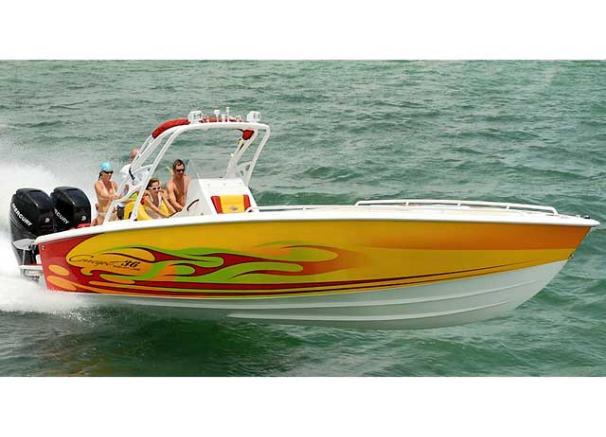 2005 Concept 36 SR Sport