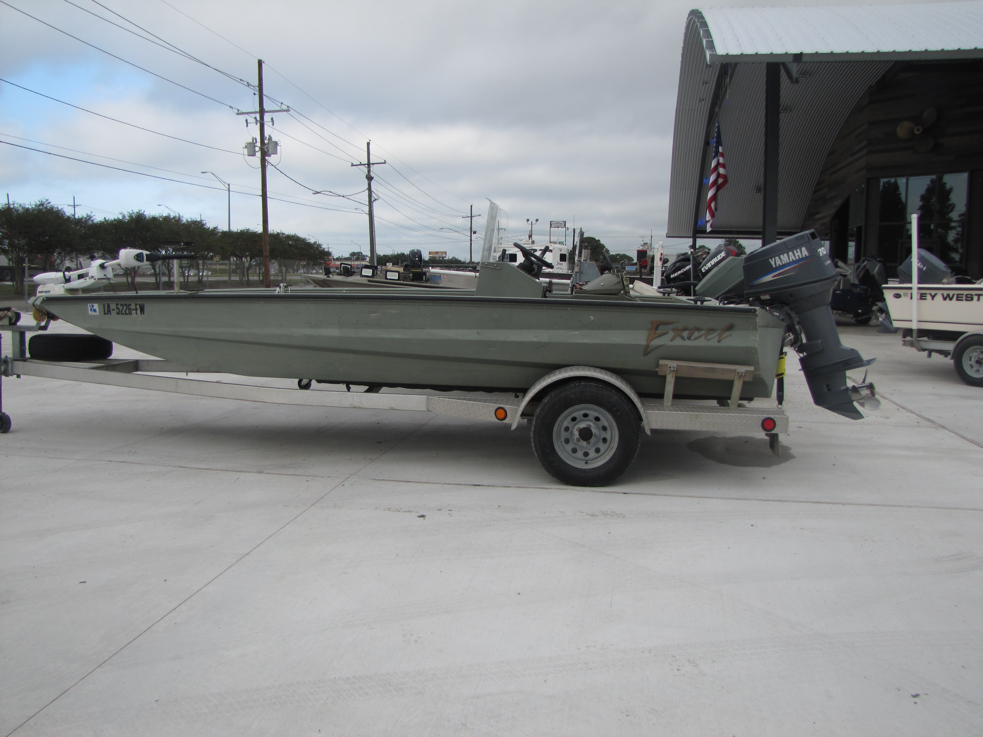 2011 EXCEL 190 for sale