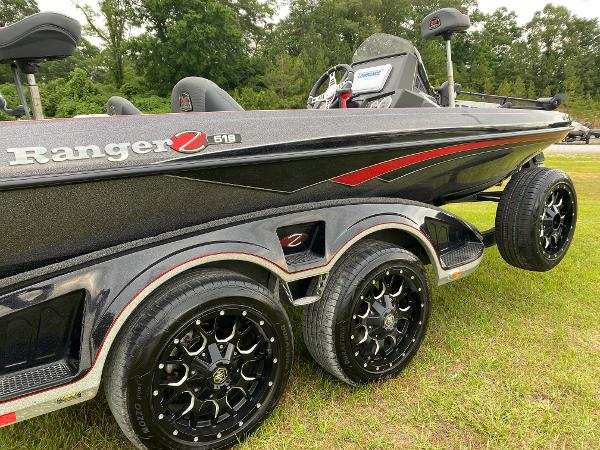 2019 Ranger Boats boat for sale, model of the boat is Z518 & Image # 6 of 33