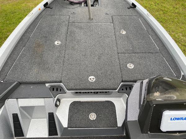 2019 Ranger Boats boat for sale, model of the boat is Z518 & Image # 9 of 33