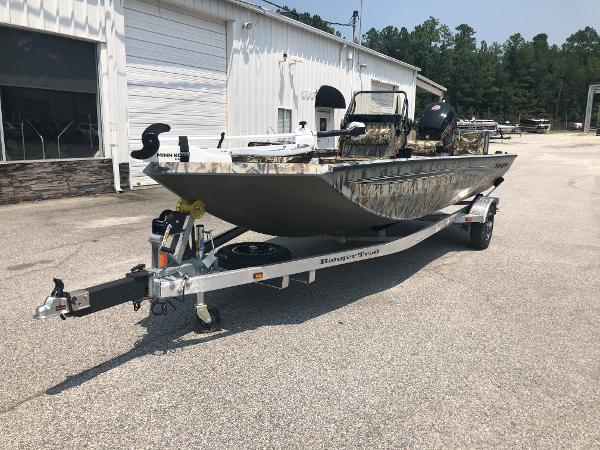 2021 Ranger Boats boat for sale, model of the boat is RB190 & Image # 1 of 29