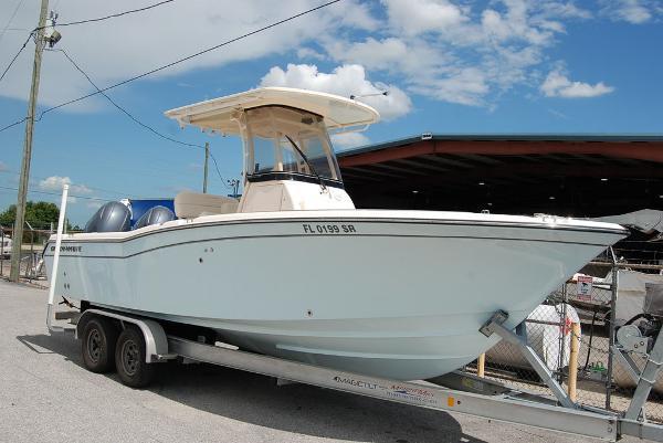 2020 GRADY WHITE FISHERMAN 257 for sale