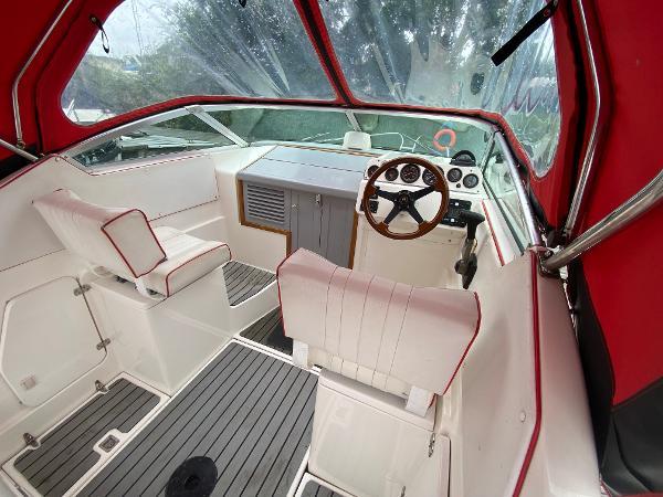 1993 Sealine S200