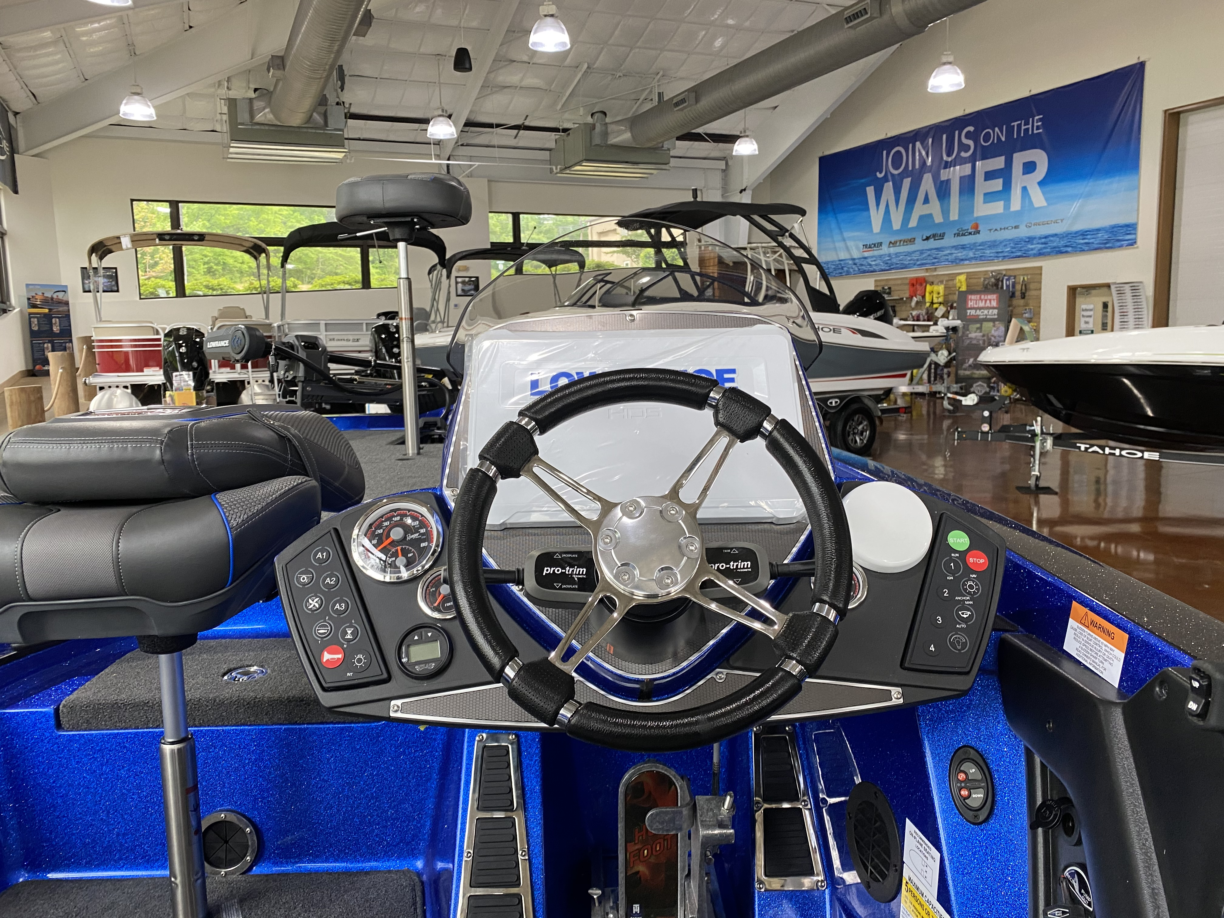 2021 Ranger Boats boat for sale, model of the boat is Z520C & Image # 5 of 6