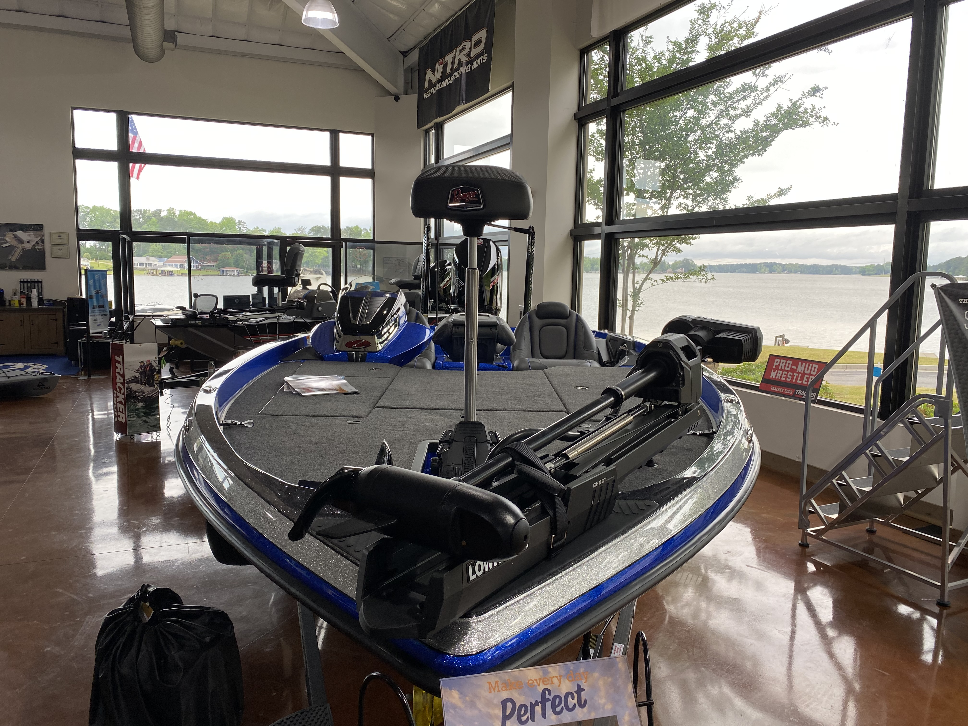 2021 Ranger Boats boat for sale, model of the boat is Z520C & Image # 3 of 6