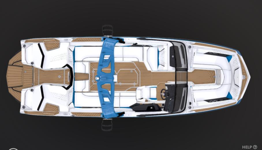 2021 Nautique Super Air Nautique G25 #N5140A inventory image at Sun Country Inland in Irvine