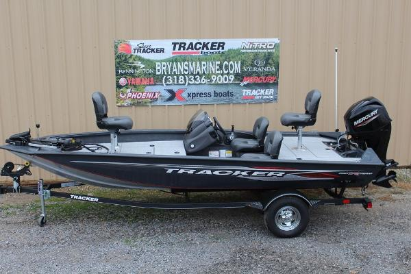 2021 Tracker Boats boat for sale, model of the boat is Pro Team 175 TF® & Image # 1 of 24