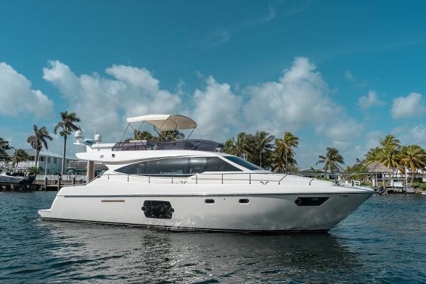 2010 Ferretti Yachts 510