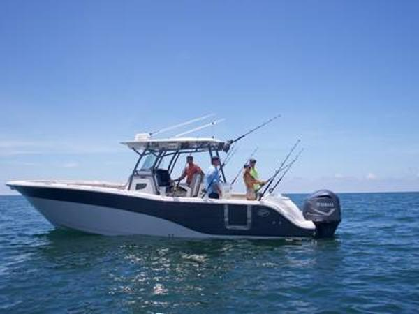 2020 Sea Fox boat for sale, model of the boat is 328 Commander & Image # 1 of 1