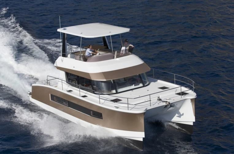 Manufacturer Provided Image: Fountaine Pajot MY 37