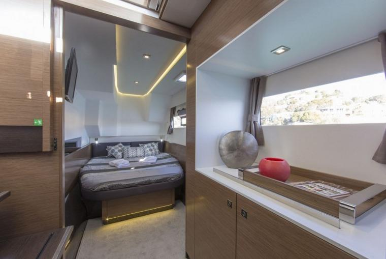 Manufacturer Provided Image: Fountaine Pajot MY 37 Cabin