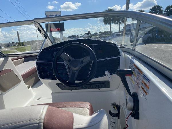 2018 Hurricane boat for sale, model of the boat is SD 217 OB & Image # 12 of 12