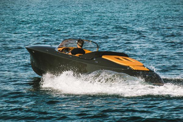 2019 NORTH SEA Hermes Speedster
