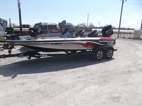 2018 Nitro boat for sale, model of the boat is Z19 & Image # 1 of 19
