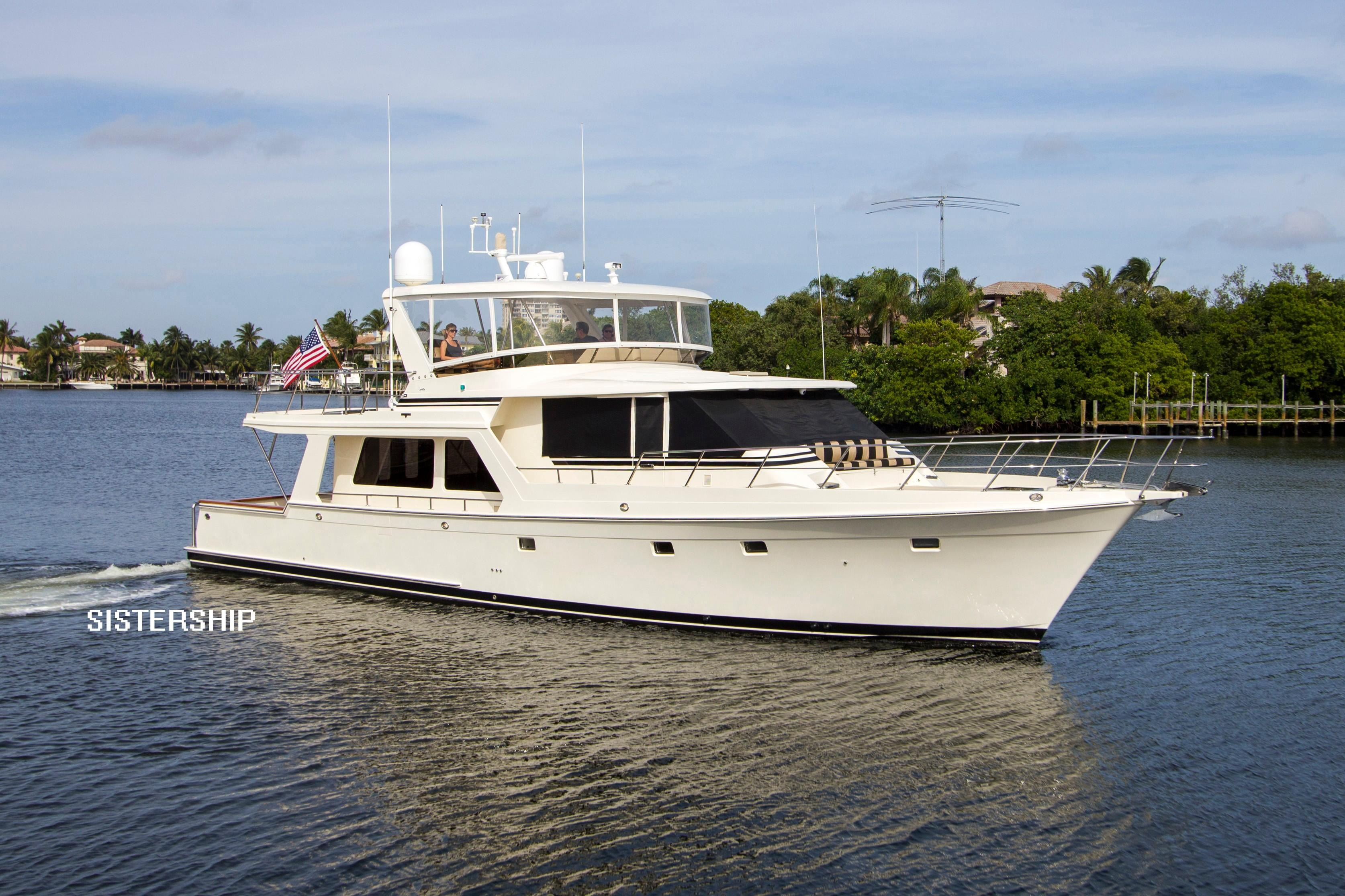 62' Offshore Yachts 2001