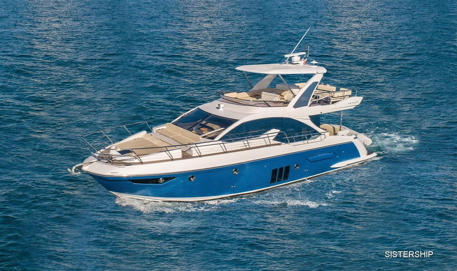 Picture Of:  50' Azimut 50 Flybridge 2016Yacht For Sale   29